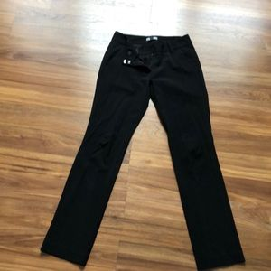 Straight leg New York and company dress pants